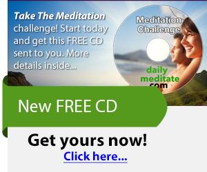 Free Meditation Challenge CD
