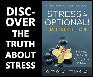 Stress Is Optional by Adam Timm