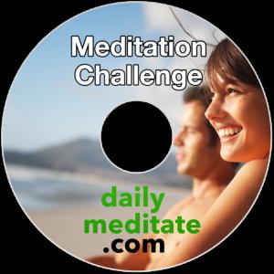 Meditation Challenge CD