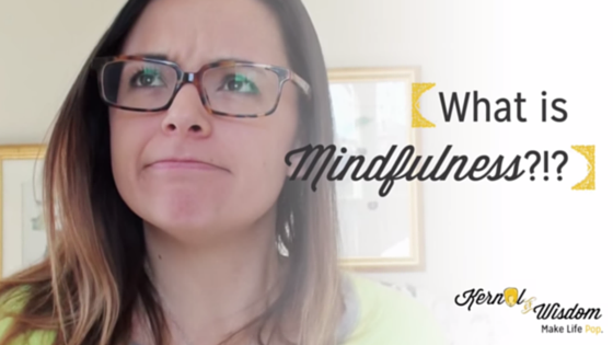 "Short Talk On Mindfulness - ""What is Mindfulness?"""